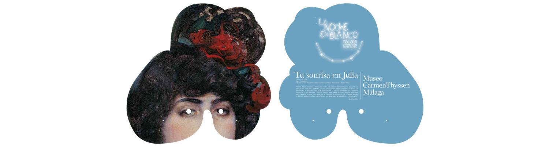 """La sonrisa de Julia"" para Museo Carmen Thyssen Málaga"
