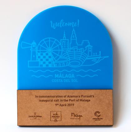 Metopas Málaga Port