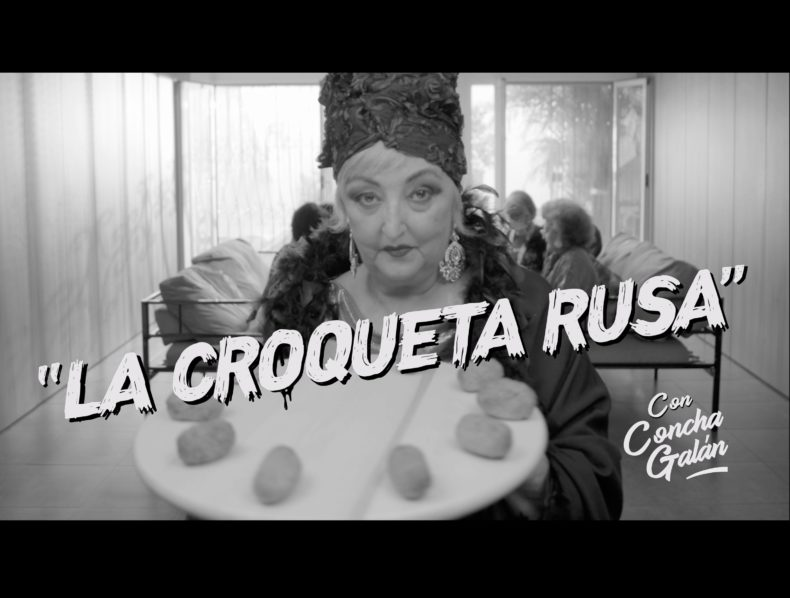 LA CROQUETA RUSA